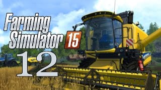 Let's Play Farming Simulator 15 - Part 12 - Invisible Wall