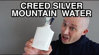 Creed Silver Mountain Water review