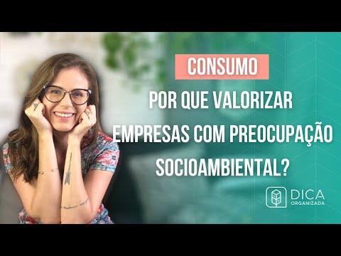Consumo   Por que valorizar empresas com preocupação socioambiental?