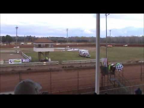 Mod/Sportmod Heat 4 Langlade County Speedway 10/20/12