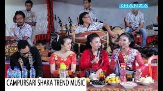 Download JINEMAN ULER KAMBANG - LANGGAM SESIDEMAN  || CAMPURSARI SHAKA TREND MUSIC