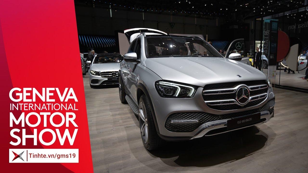 Xem trước Mercedes GLE 2019 sắp về Việt Nam - Đuôi xe đẹp hơn, 7 chỗ ngồi, MBUX | Xe.tinhte.vn