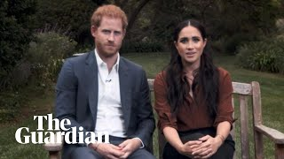 The duke and duchess of sussex have urged americans to 'reject hate speech, misinformation online negativity' register vote in 2020 us electio...