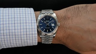 The first Rolex to tell the Da…