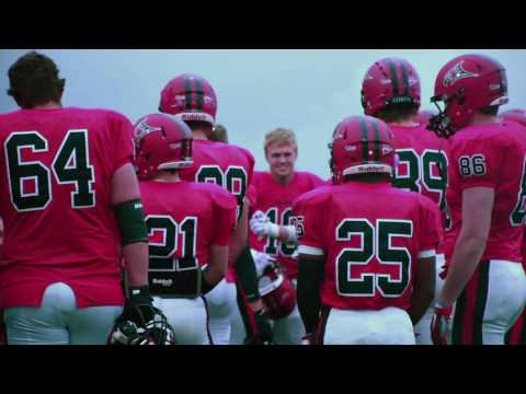 UW-River Falls Football VS UW Oshkosh Highlights