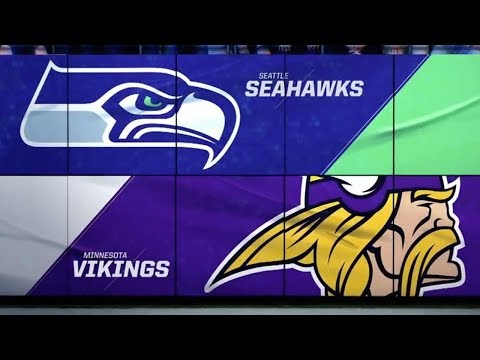 Minnesota Vikings Vs Seattle Seahawks Live Stream And Hanging Out!!