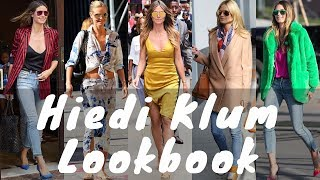 Latest Heidi Klum Outfits Style 2018 | Celebrities Fashion Trends