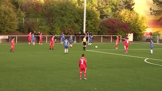 U17 Jhg2003 1. FSV Mainz 05 - U19/U17 SV 1919 Mainz Gonsenheim 6:0 (3.0); LV in Mainz 09.10.2019