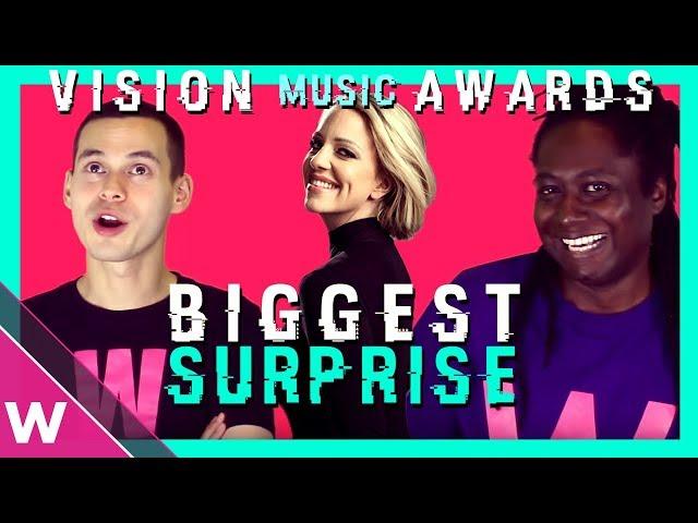 North Macedonia wins Biggest Surprise of Eurovision 2019 | VMAs