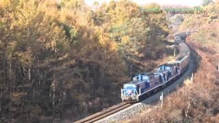 コメント、ビデオ索引は以下にあります。Videos' indices are in the following URL. http://gantletyokohama.cocolog-nifty.com/railroadvideo.