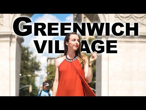 NYC GUIDE | GREENWICH VILLAGE (WEST VILLAGE): Your PERFECT One-Day Itinerary