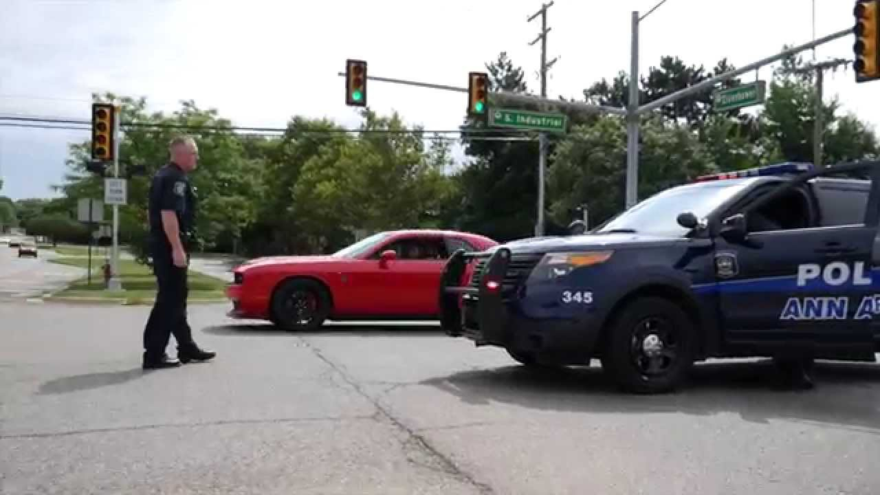 Ann Arbor Michigan Cars & Coffee (accelerations and show) - YouTube