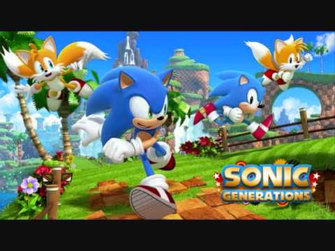 Sonic Generations Music - Trailer Theme