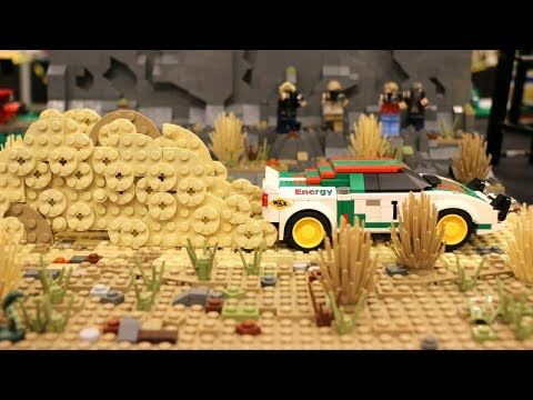 LEGO MOCs: Joachim Klang und seine Rekord Fahrzeuge
