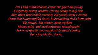 Blunt Blowin' - Lil Wayne (lyrics)