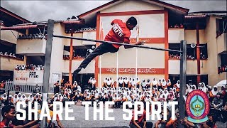 SHARE THE SPIRIT - (SMK AYER HANGAT LANGKAWI 2018)