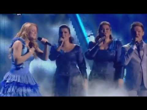Yohanna - Is It True? (Eurovision 2009 - Iceland) Broadcasting By ERT
