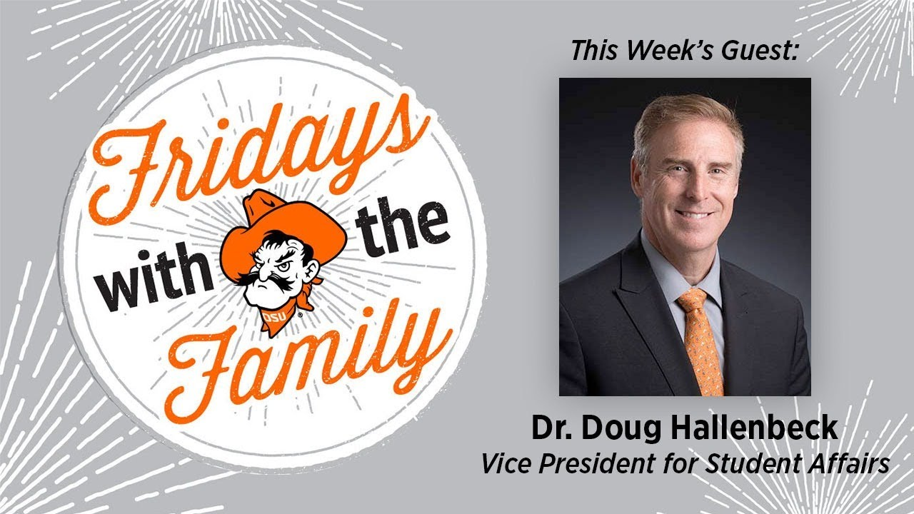 Image for Fridays with the Family - Dr. Doug Hallenbeck webinar