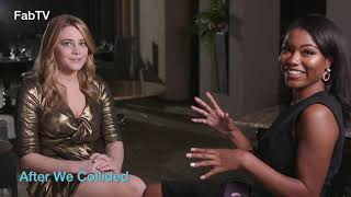 """""""After We Collided"""" all interviews - Hero Fiennes Tiffin - Josephine Langford"""