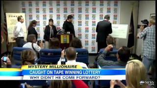 Mega Millions Jackpot Winner Found