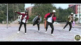EMIWAY- MACHAYENGE || DANCE CHOREOGRAPHY || MANISH KUMAR || ICC