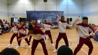 101 Events ~ Street Dance Championship Qualifier ~ 27th May 2018