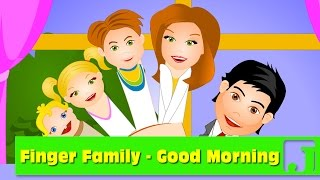 Finger Family - Good Morning | Nursery Rhymes | Kids Songs | Jaccoled