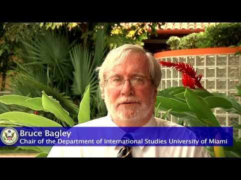 Professor Bagley on the BRICs and their economy