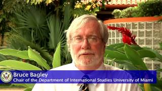 Professor Bagley on the BRICs and their economy