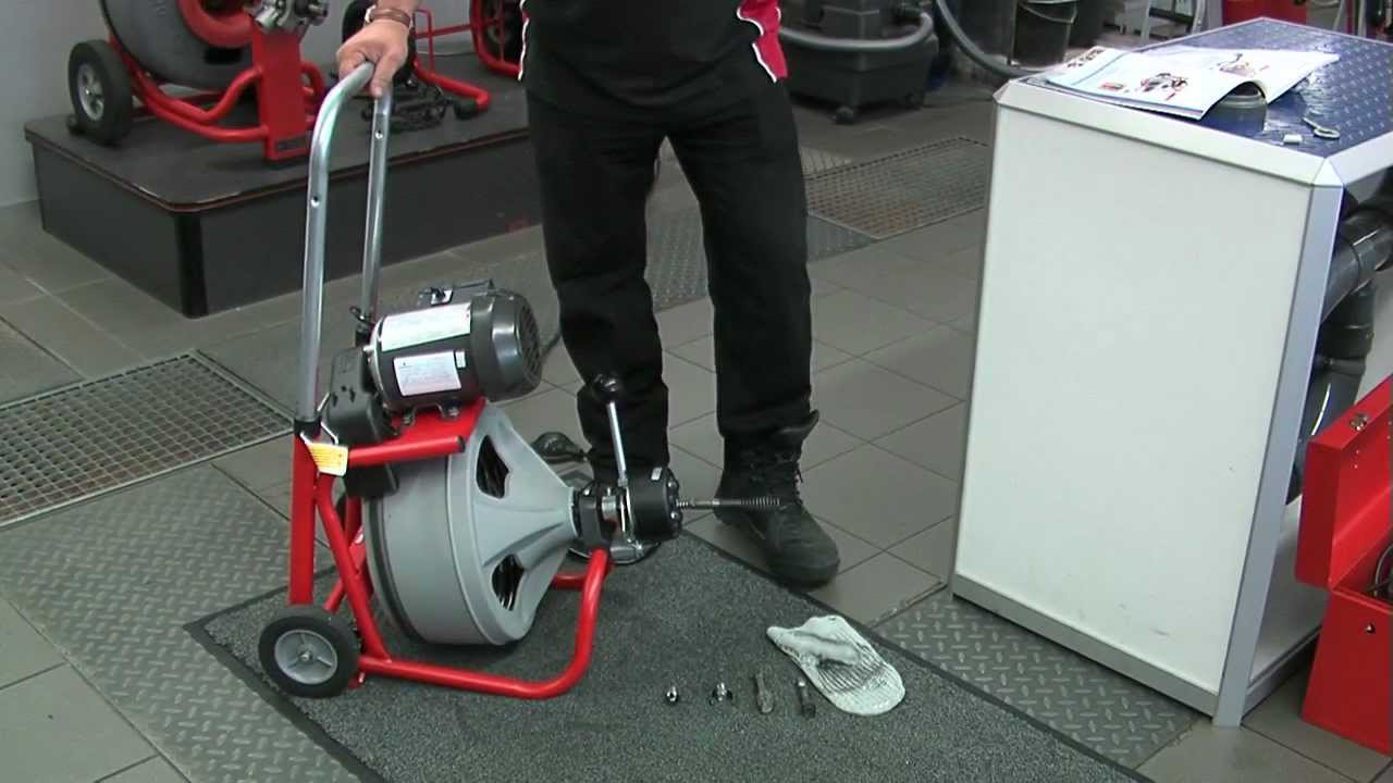 Image Result For Ridgid Drain Cleaners