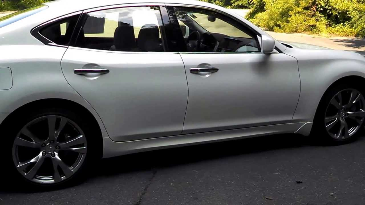 2013 infiniti m37 modern infiniti of greensboro youtube vanachro Image collections