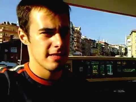 Work and travel - Boşnak students in Ankara