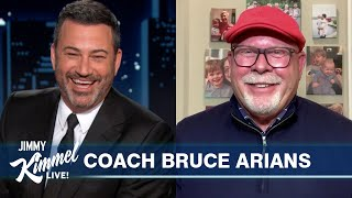Coach Bruce Arians on Winning the Super Bowl & Signing Tom Brady