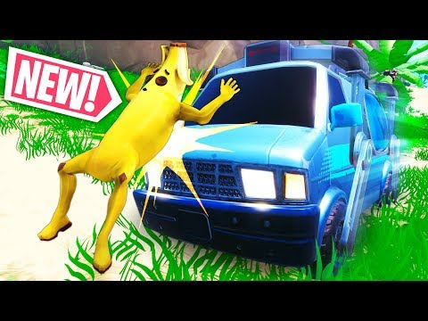 *NEW* REVIVE VAN vs PLAYER!! - Fortnite Funny WTF Fails and Daily Best Moments Ep. 1017