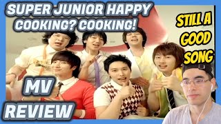 SUPER JUNIOR Happy 슈퍼주니어 해피 - 요리왕 (Cooking? Cooking!) MV REV…