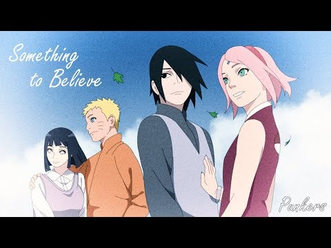 Something to Believe - Hollywood Undead | Naruto