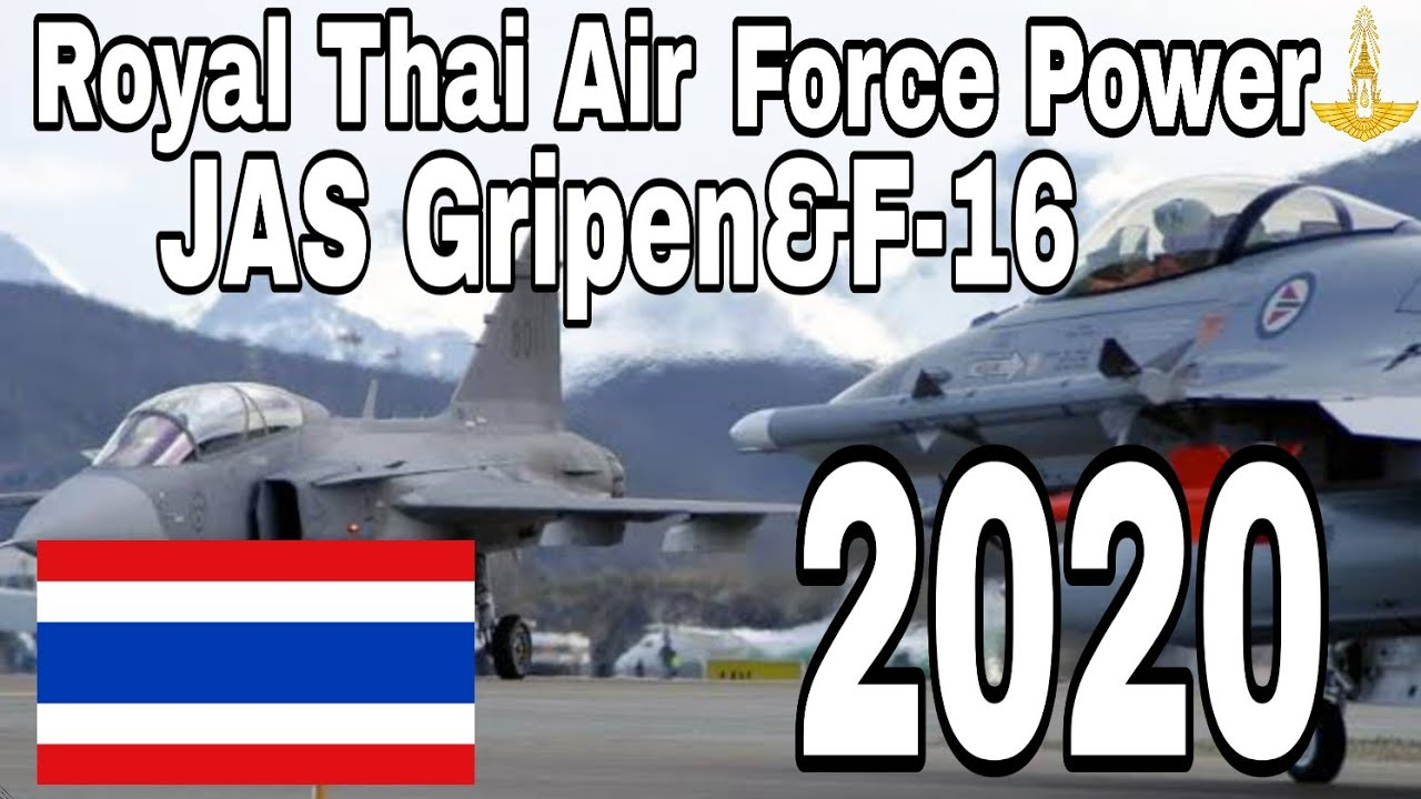 How powerful Royal Thai Air Force in 2020 | กองทัพอากาศไทย | World Affairs