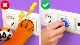 Clever Parenting Gadgets And Hacks To Ease Your Life || Kids Training And School Supplies