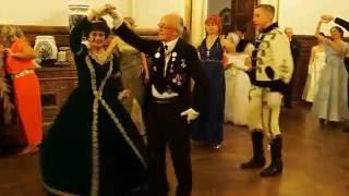 Танец Большой Фигурный Вальс