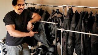 Moje Podarte i Przepocone Gacie  | Garderoba Motocyklowa #1