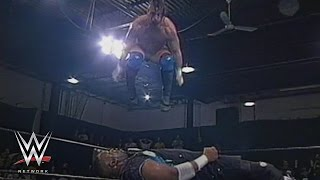 WWE Network: Fatal 4-Way Elimination Tag Team Match - ECW Hardcore TV, February 16, 1998