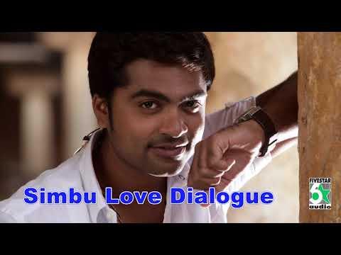 Simbu Love Dialogue & Super Hit Song | Kadhal Azhivathilai