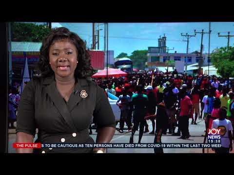 The Pulse on JoyNews (21-7-21)