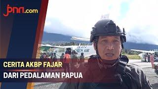 AKBP Arief Fajar, Bawa Senjata dan Kamera Buru KKB di Papua