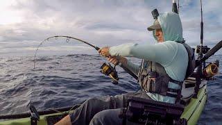 Подводная охота на тунца