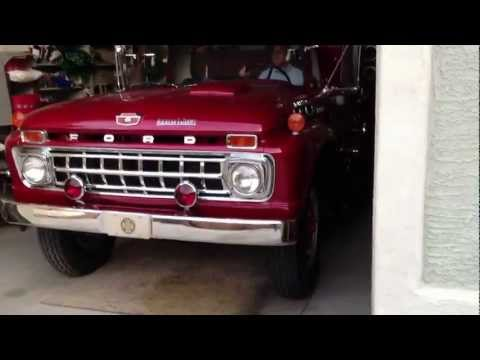1965 Ford Fire Truck