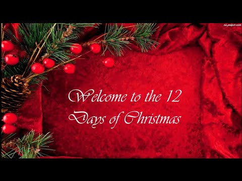 12 Days Of Christmas Lyrics