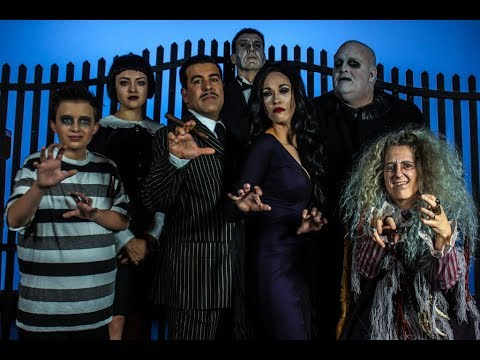 The Addams Family at ALT