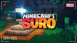 Minecraft #SURO - Tag 1 - START