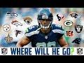 2018 NFL FREE AGENCY PREDICTIONS - JIMMY GRAHAM Seahawks Saints Packers Texans Falcons Ravens